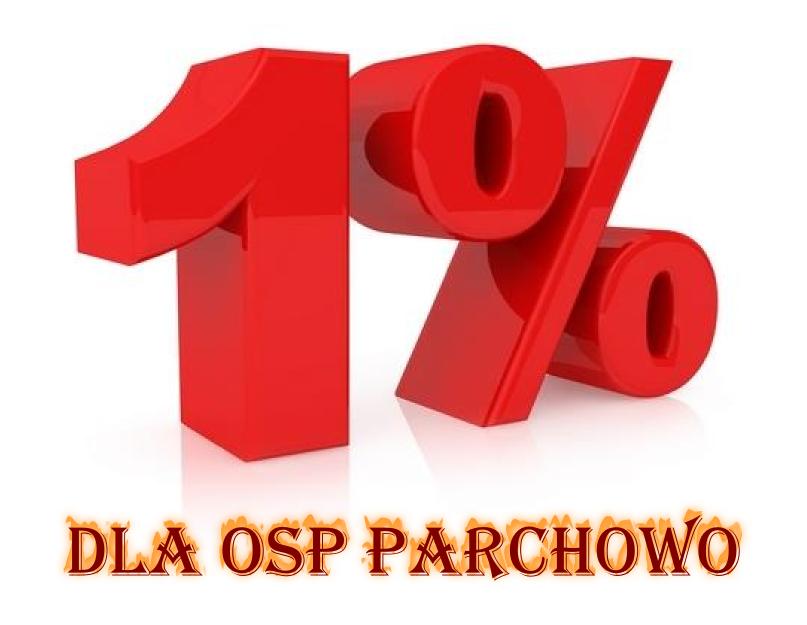 1% dla OSP Parchowo